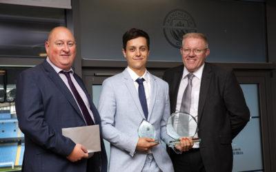 Second year success for Jordan at national apprenticeship awards