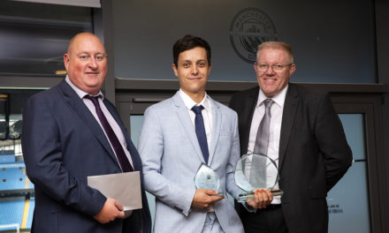 Second year success for Jordan at national apprenticeship awards