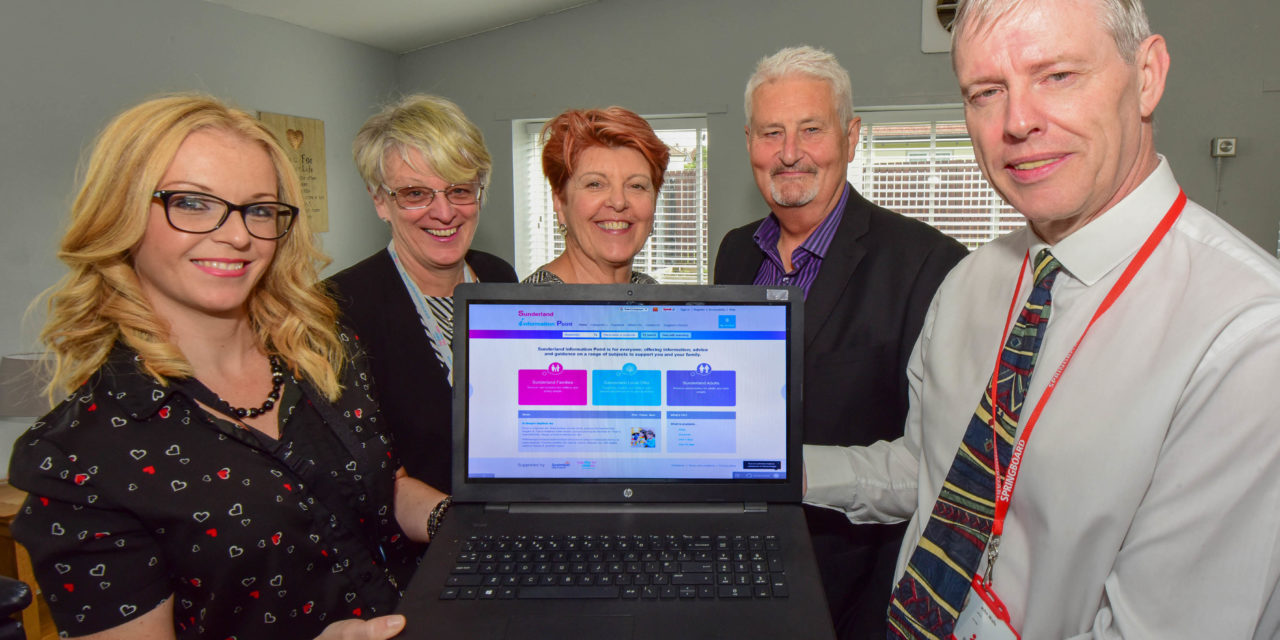 Sunderland Council launches interactive community website