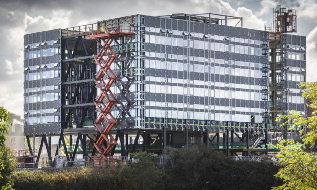 Council spearheads regeneration on the Vaux Site