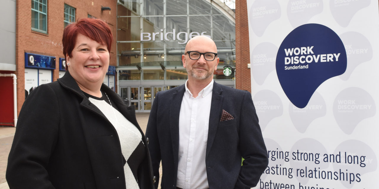 New co-chairs announced as Work Discovery Week Sunderland confirms 2019 return