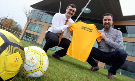 Fast Feet Football Academy kicks off UK-wide franchising