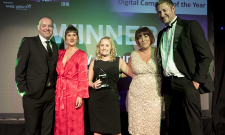 University of Sunderland website takes top marketing prize