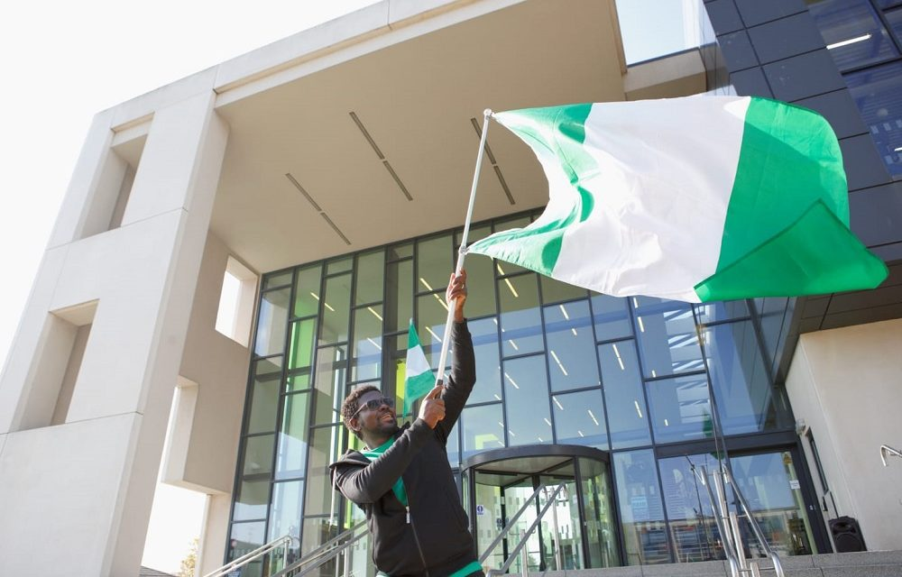 Stronger together: Parade across University marks Nigerian independence