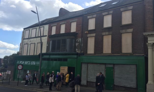 Praise from the top for Sunderland's Heritage Action Zone