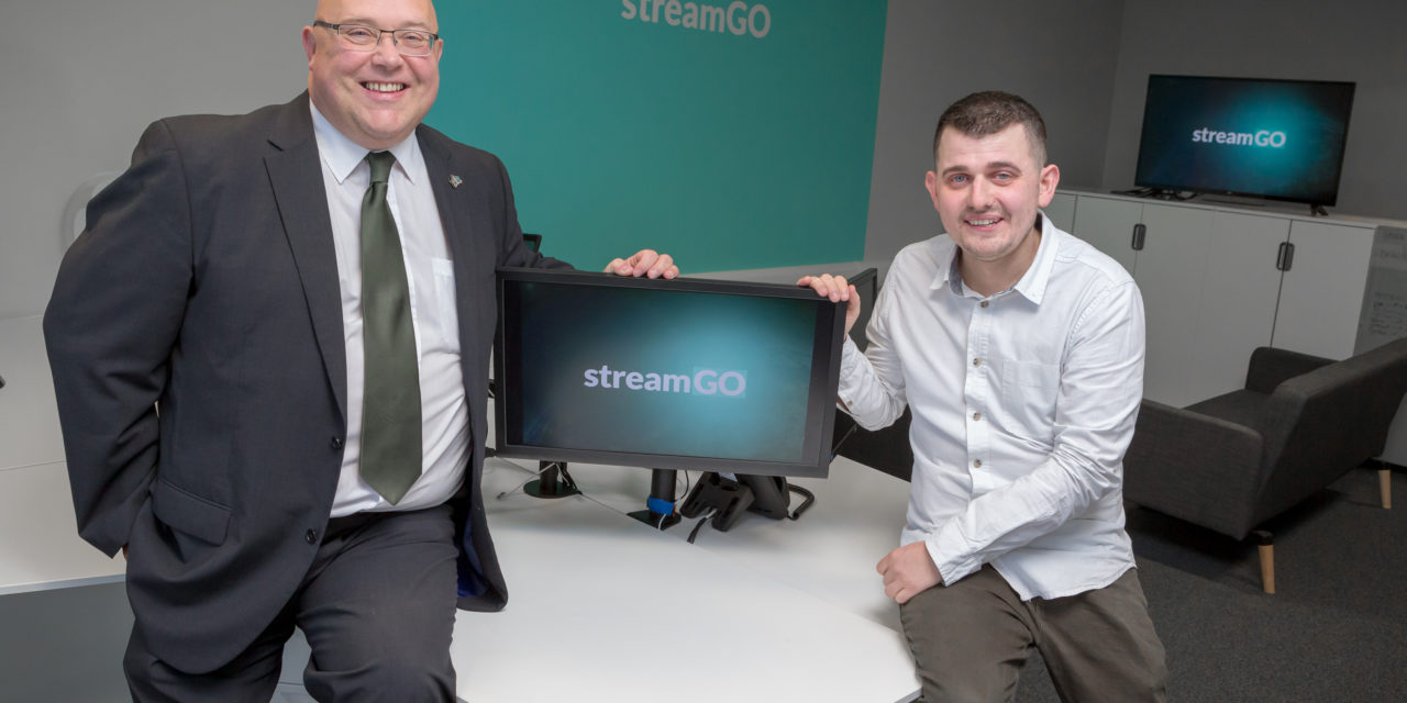Streaming specialist sees sales soar