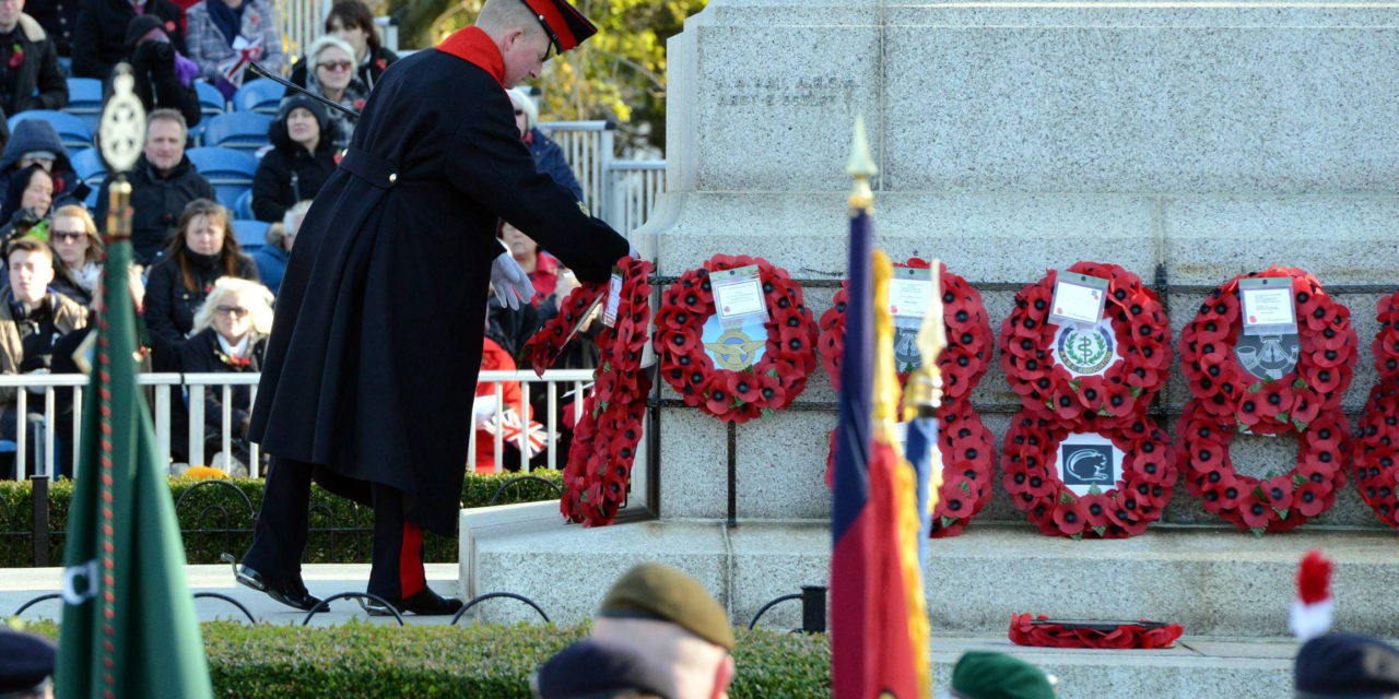 Remembrance Sunday Sunderland