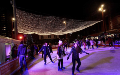 ICE ICE BABY – AS SUNDERLAND GEARS UP FOR FESTIVE FUN…