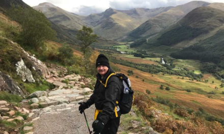 Bus Driver takes on three peaks in final push