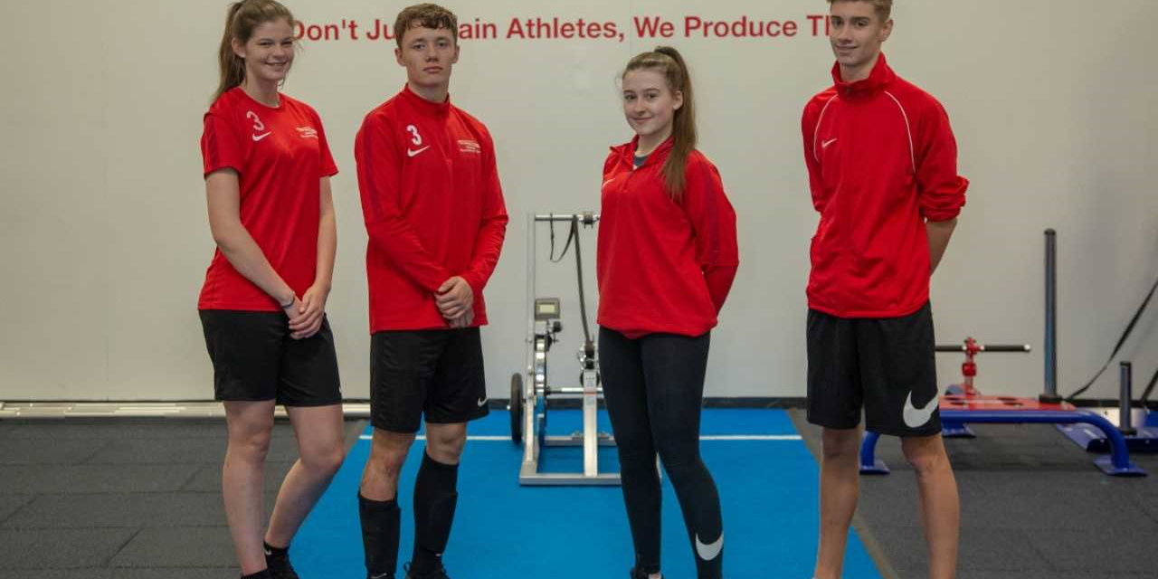Sunderland College awarded TASS to support talented athletes
