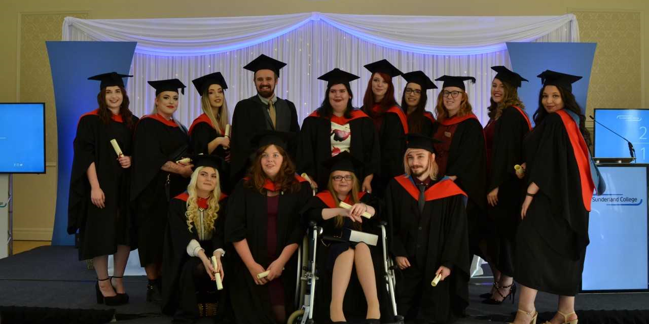 Graduation ceremony to celebrate student success