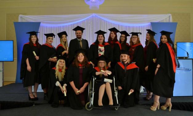 Graduation ceremony to celebrate student success