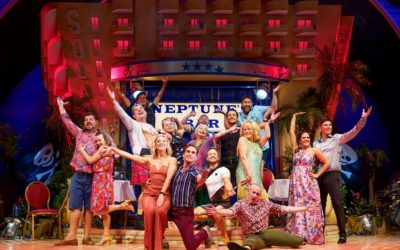 Benidorm Live: enjoy a dose of sunshine at Sunderland Empire