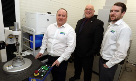 Precision engineering firm enters high-tech hub at Washington