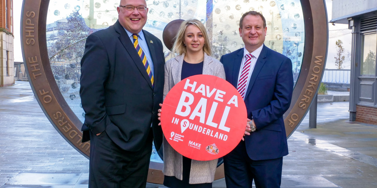 It's time to Have a Ball in Sunderland