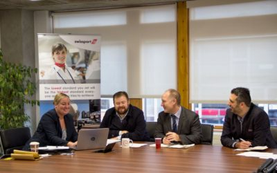 Exclusive partnership takes off between aircraft giant and University of Sunderland