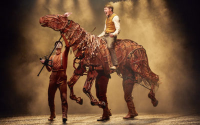 The breathtaking stage spectacle 'War Horse' set to gallop back to Sunderland Empire next week