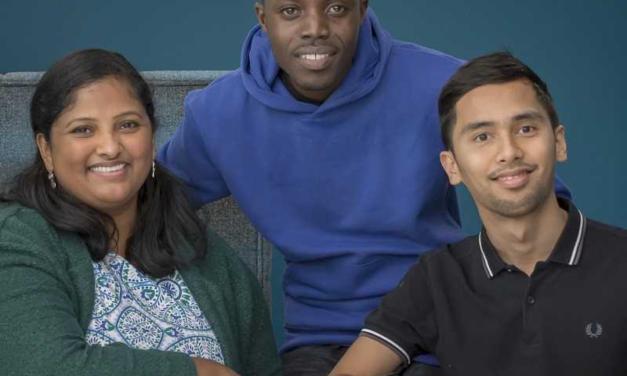 Against the odds: How VJ inspired her University classmates