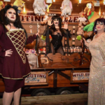 Drag queen calendar is talk of the Toon