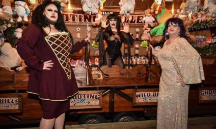 Drag queen calendar is talk of the Toon