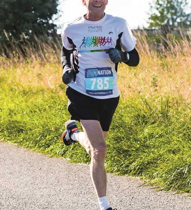 Ultra-fit North East lawyer wins a place in London Landmarks half-marathon to help raise funds for equality and access to justice!  MH Mark Hodgson