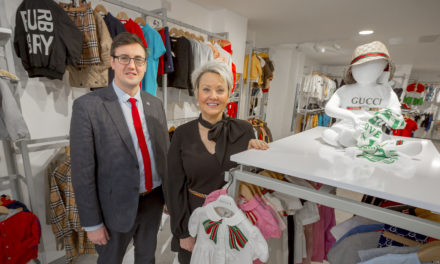 Designer Childrenswear opens new Sunderland store