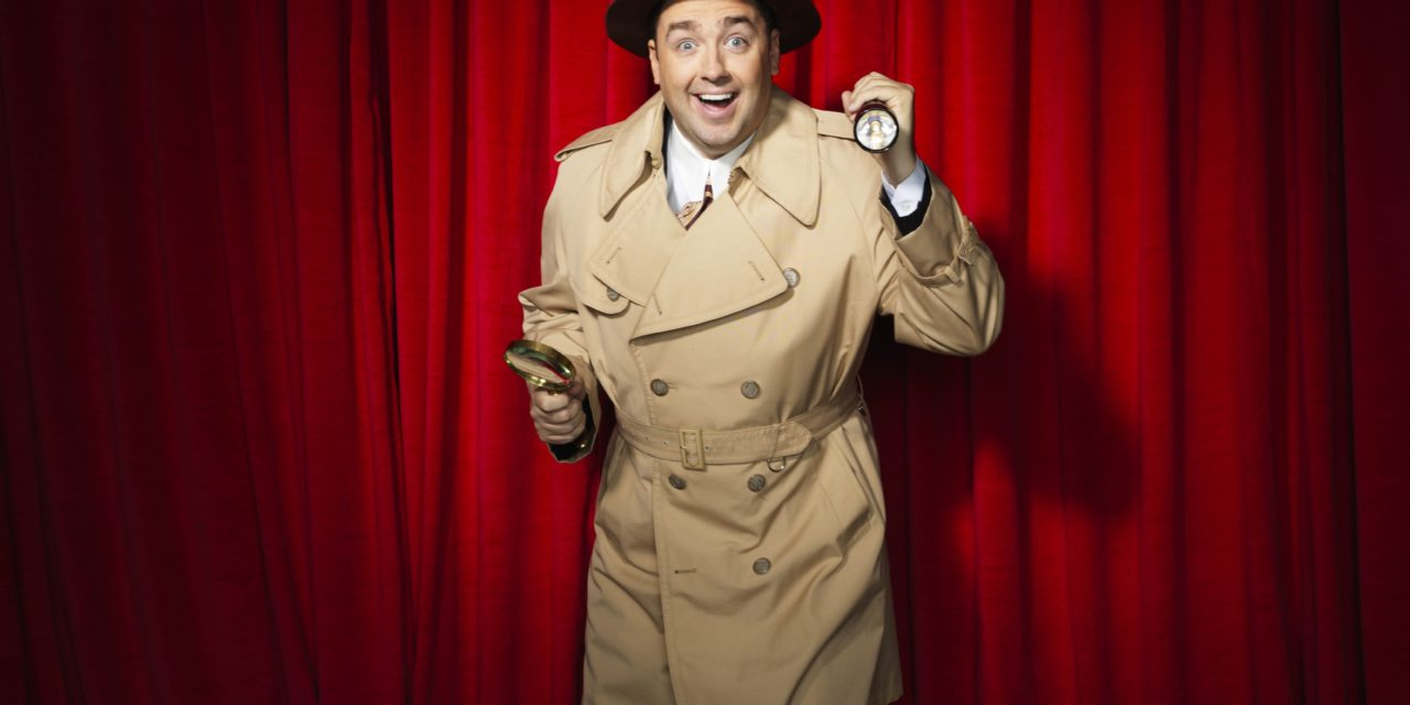 """Curtains"" starring Jason Manford set for Sunderland Empire in 2020"