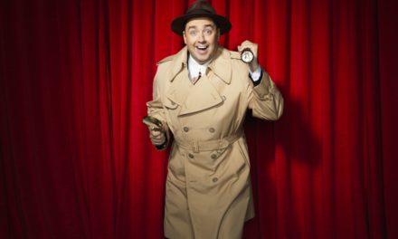 """Curtains"" starring Jason Manford set for Sunderland Empire in 2020"