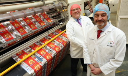 Packaging firm rounds up major Sunderland investment