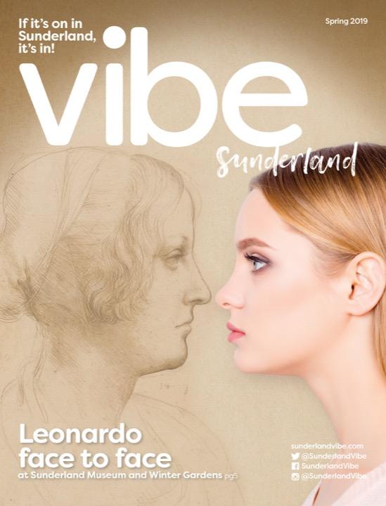 Vibe Sunderland Magazine Spring 2019