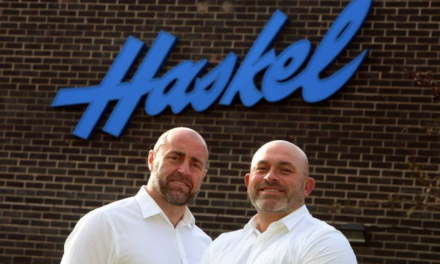 Haskel announces two new senior appointments