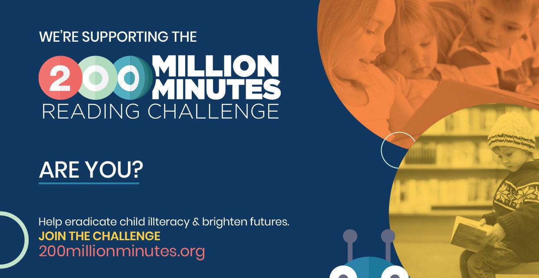 Sunderland Libraries sign up for a global reading challenge