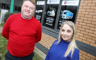 Freight specialist moves forward