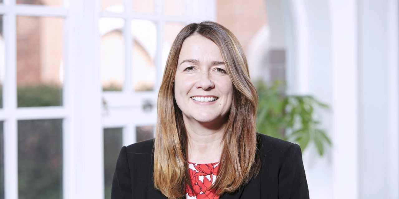 Sunderland College's Principle and CEO on #IWD2019