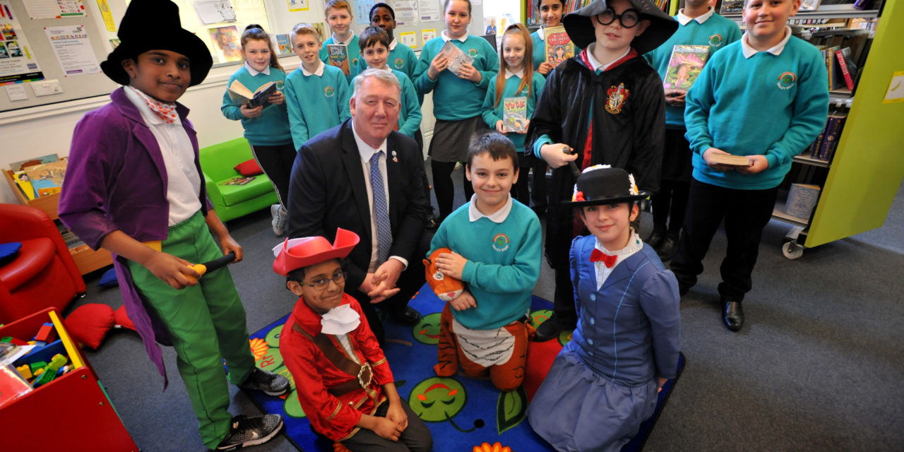 Libraries go viral in record breaking reading challenge