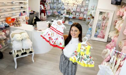 Baby boutique proves personal service never goes out of fashion