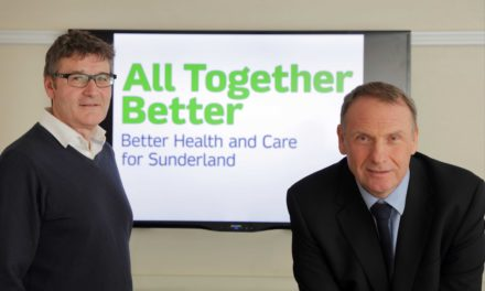 Care bosses appointed for new alliance