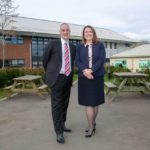 Leading North East colleges today officially merge