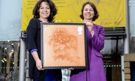 Sunderland stamp launched