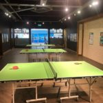 Ping Pong Parlour opening at the Bridges