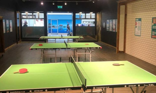 Ping Pong Parlour opening at the Bridges