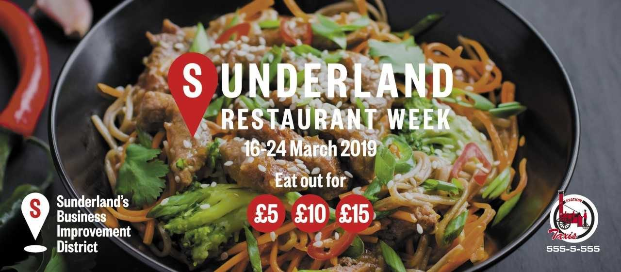 Stagecoach encourages Sunderland community to make the most of restaurant week