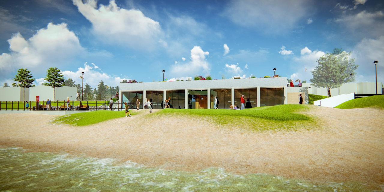 Major boost for seafront regeneration