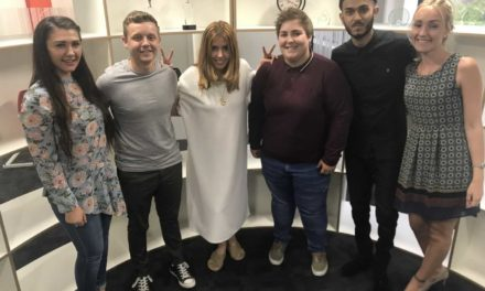 BGL Sunderland plays starring role in The Nine to Five With Stacey Dooley