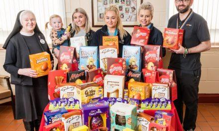 Gentoo make local community's Easter egg-stra special