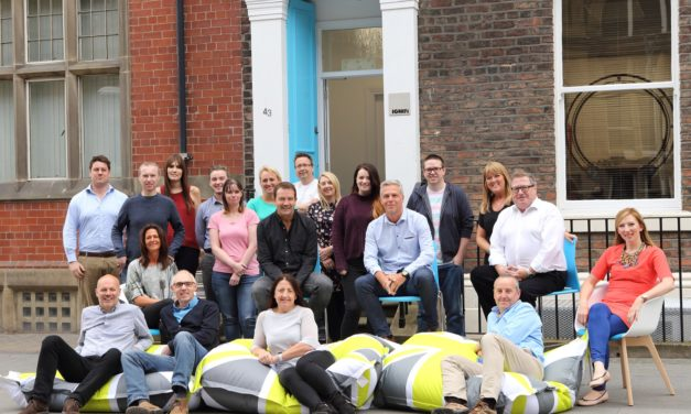 Ignifi signifies business support for BIG Bike Ride