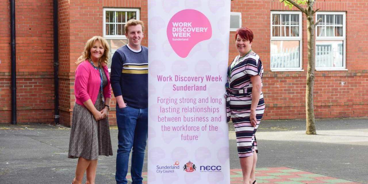 Work discovery week inspires career in medicine