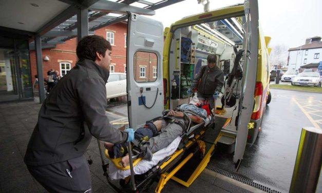 Student paramedics in national spotlight