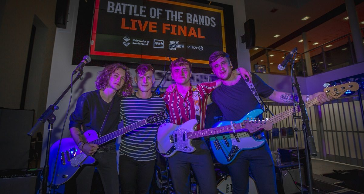 Talented musicians step onto the big stage