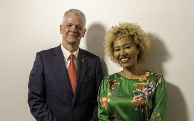 Emeli Sandé announced as University's Chancellor